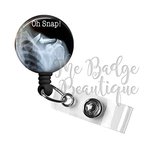 Medical Nurse Badge ID Beautiful cat Astronaut Badge Reel Badge Holder ID Holder Retractable Name Card Badge Holder with Alligator Clip Office Employee Name Badge,24in Nylon Cord.