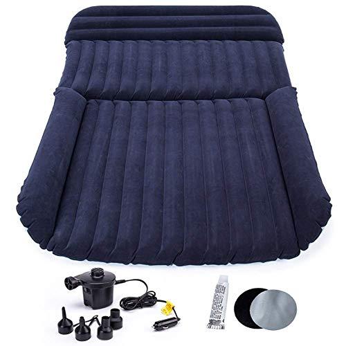 Aufblasbare Luftmatratze für Geländewagen, für den Außenbereich, multifunktional, mit Luftpumpe, 190 x 118 x 16 cm, für Reisen, Camping