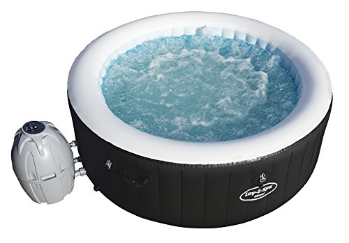 Bestway Lay- Z-Spa Miami 54123 - Spa Hinchable para 2-4 Personas