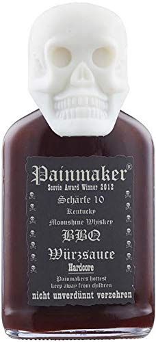 Painmaker Hardcore Ultra Hot Sauce 100ml