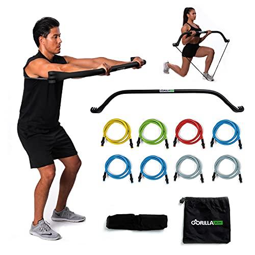 Gorilla Bow Portable Home Gym   Amazon