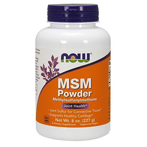Now Foods NF MSM Powder, 227g