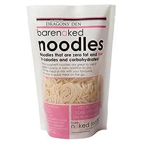 Bare Naked Noodles Original Noodles 380 g (Pack of 5)