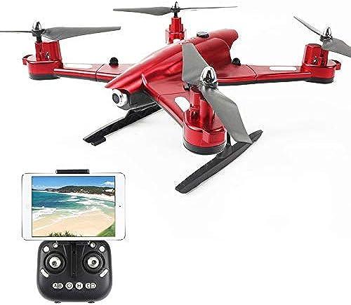 LWRJQC GPS Mini Drohne faltbar Flugzeit Return Home - Follow Me mit HD Kamera live ubertragung Lange Quadcopter