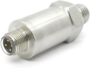 LHQ-HQ Water Olie Brandstof Gas Luchtdruksensor G1 / 4 12-36V 4-20MA M12 0-600BAR Optionele roestvrijstalen druk transduce...