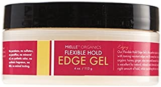 Honey & Ginger Edge Gel by Mielle Organics
