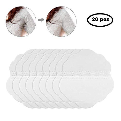 Sweat pad Coussinets Anti-Transpiration des Aisselles pour Femmes Et Hommes, Odeur Et Transpiration Extra-adhésives des Aisselles De Bloc, Protecteurs Jetables/Protecteurs Kccvv