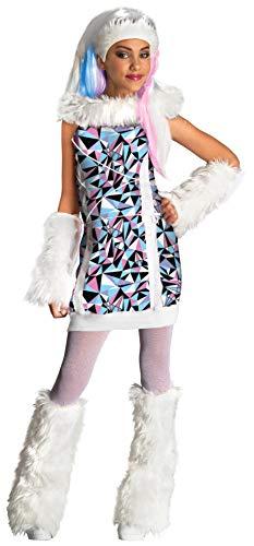 Rubie`s - Disfraz infantil de Abbey Bominable (881362-L)