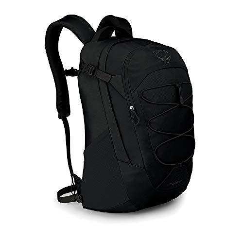 Osprey Quasar 28 Rucksack für Arbeit, Schule und Freizeit, für Männer - Black O/S