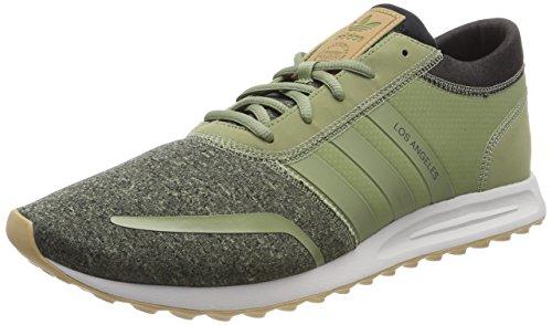 Adidas Los Angeles, Zapatillas de Deporte para Hombre, Gris...