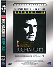 Richard III (1995) (Region code : all) by Ian McKellen