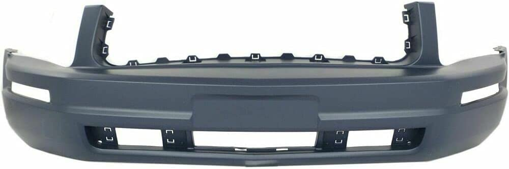 Industry No. 1 MGPRO New Replacements Regular dealer Front Bumper Base Compatible with Cover C