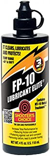 Shooter's Choice FP-10 Lucricant Elite 4oz Bottle with Applicator Spout - 3 Pack