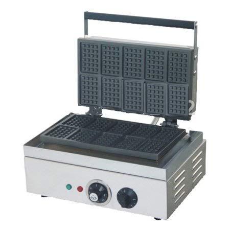 10 piece waffle maker, waffle baker machine, waffle baking machine