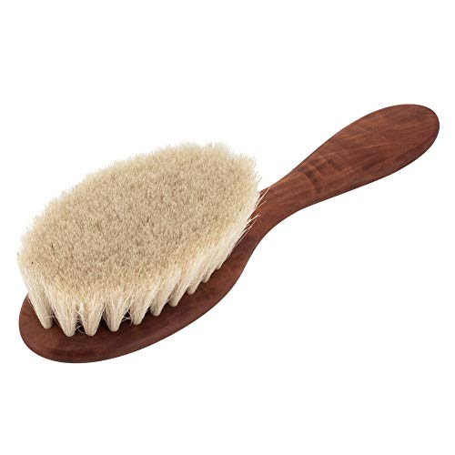 Redecker [ レデッカー ] 700100 天然素材のベビーブラシ(山羊毛) Beech Baby Brush [並行輸入品]