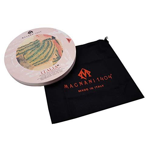 Magnani Italia 6.3', us:one size, White 20 Sheets