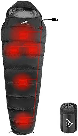Top 10 Best heated sleeping bag Reviews