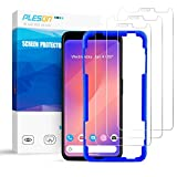Pleson Google Pixel 4 XL Screen Protector [Easy Install]...