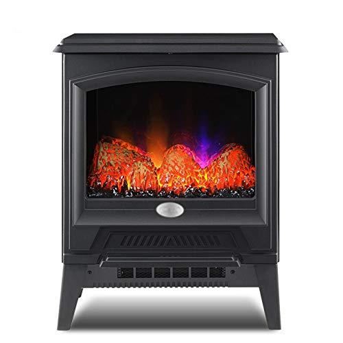 Calefactor eléctrico Calentadores calentadores para el hogar, estufas, chimeneas, calentadores eléctricos, ventiladores calientes, estufas, 15-25 metros cuadrados, recomendados Calentador Portable