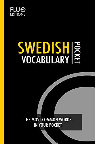 Swedish Pocket Vocabulary (English Edition)