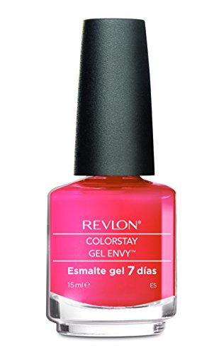 Revlon Gel Envy–Nagellack Unas, Farbe 090-rosa Kaugummi, 15ml