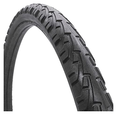 LCHY LWWHYDZCPJXP Neumáticos De Bicicleta 24 * Neumáticos De 1.5 Pulgadas 24 * 1.95 Neumáticos De Bicicleta De Montaña 24 * 1.75 BMX Neumáticos Sólidos (Color : 24X1.95 Solid Mountain Bike Tires)