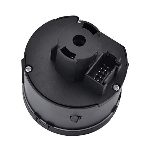 Accesorios for el coche Accesorios for el coche de golf 5 6 Je-tta- del carrito de interruptor TOURAN B6 B7 CC 1K0941431N Interruptor de faros Mando de control de la lámpara Interruptor de relevo de c
