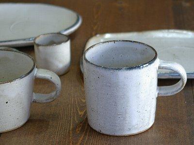 スタジオエムブロウ切立マグマグカップ|マグカップマグコーヒーティーカップ陶器