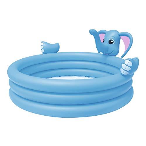 Bestway 53048 - Piscina Hinchable Infantil Elefante 153x153x74 cm