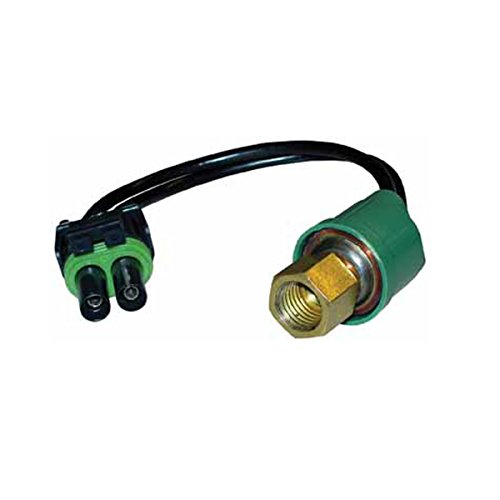 New High Pressure Switch Fit: Freightliner All Business Class, M2 100 thru 112V And FL50 60 70, All With Fan Pressure Switch No. 260 / 174 With Standard Threads Replaces: A22-30930-001