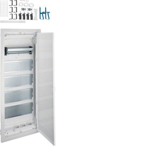 Preisvergleich Produktbild Hager VH60NW HW-Multimedia Kleinverteiler,  Volta