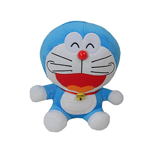 "Great Eastern Doraemon – 10 ""Smile Face Doraemon Peluche, Small"