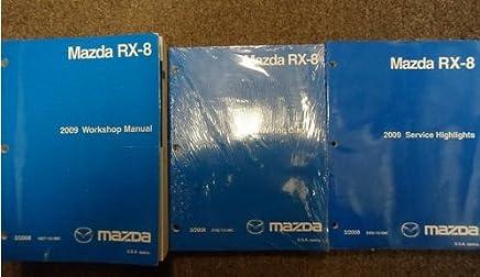 Amazon com: Mazda Rx 9 Manual: Books