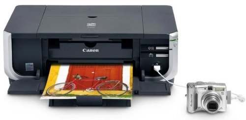 Canon PIXMA iP4300 Tintendrucker A4 24.0 ppm 9600 dpi USB2.0/PictBridge