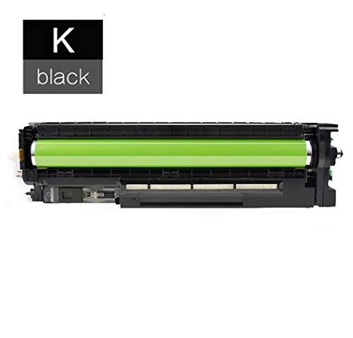 YBCD 2030 Drum Kit Drum Fotokartusche, Foto, kompatibel mit Ricoh Aficio MPC2030 2050 2530 2550 Drucker Laserdrucker Organischer Fotoleiter (mit Entwickler)-Black