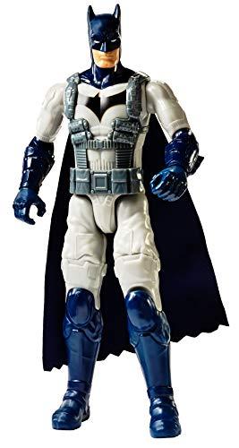 Mattel FVM75 DC Batman 30 cm Basis Figur im Sondereinsatz-Anzug, Spielzeug Actionfiguren ab 4 Jahren