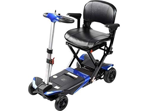 Monarch Smarti Folding Mobility Scooter
