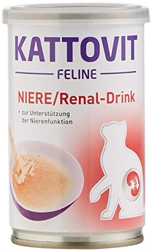 Kattovit Niere/Renal-Drink 12x135ml