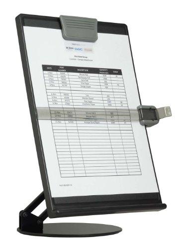 DAC EH17006 soporte de sobremesa A4 ,antiestático, antimagnético y mate. Altura ajustable