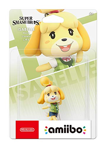 Nintendo Amiibo - Isabelle (Super Smash Bros. Series) - Switch