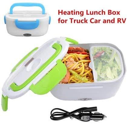 ANANDAYA Fiambrera eléctrica para automóvil, camión 220V y 12V 40W