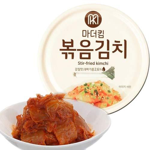 お持ち簡単な缶炒めキムチ160g×1個 / 韓国食品 / 韓国キムチ 韓国 食品 おかず お惣菜 おつまみ キムチ ちりめん炒め