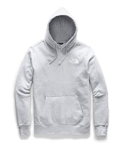 The North Face Men's Red Box Pullover Hoodie, TNF Light Grey Heather, Medium