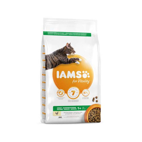IAMS For Vitality Adult Chicken for Cats Adult - 1.5 kg