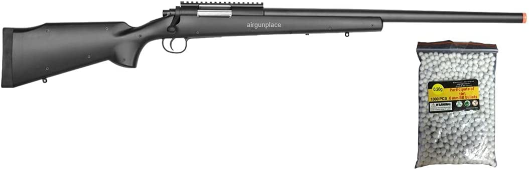 Airgunplace Double Eagle M61 Bolt Action Powerful Airsoft Max 89% OFF Bombing free shipping Spring