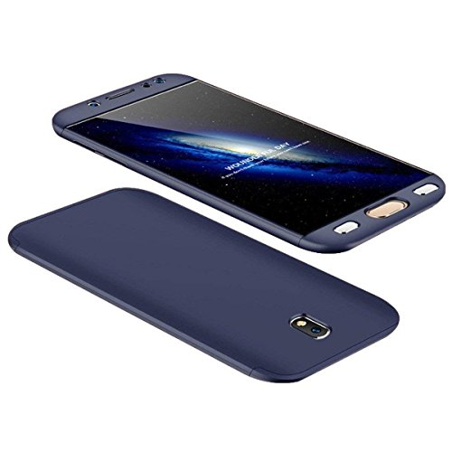 ✅ Perfect Fit para Samsung Galaxy J7(2017)/J7Pro (2017) 360grados en 3partes: protección delantera + trasera + cristal templado Protección para la pantalla. ✅ Samsung Galaxy J72017Material funda mantiene el teléfono fácilmente y sin arañazos ✅ ...