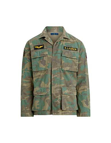 Ralph Lauren Military Airbone jas meerkleurig heren