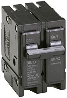 Eaton Corporation Br2100 Double Pole Interchangeable Circuit Breaker, 120/240V, 100-Amp