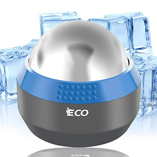 Fitness Cryosphere Cold Massage Roller Ball - Cold&Heat Relief - Myofascial Muscles Release - Rapid Workout Recovery - Deep Tissue Massage