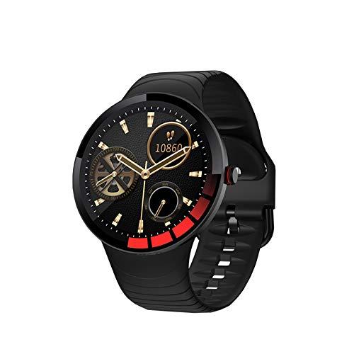 WEINANA Herren Smart Armband Full Touchscreen IP68 wasserdichte Smart Watch Motion Tracking Blutdruck Sauerstoff Tracker Sport Smartwatch